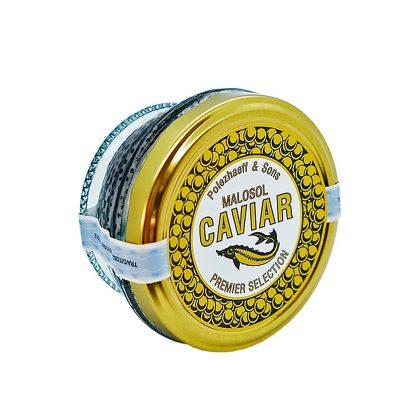 Prémium minőségű tokhal kaviár